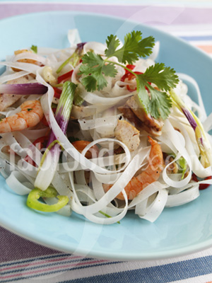 Asian Noodle Salad photo