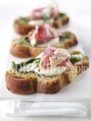 Prosciutto Bruschetta photo