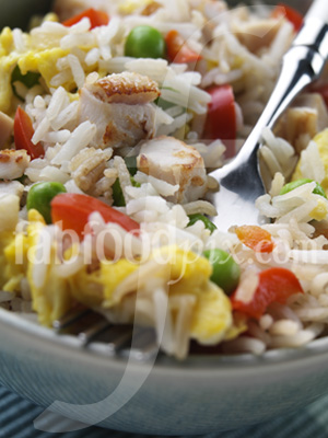 Chicken Fried Rice photo