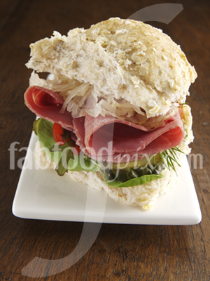 Corned Beef roll photo