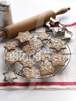 Xmas biscuits photo