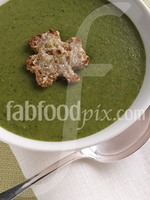 Watercress soup photo