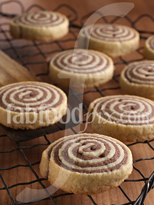 Pinwheel cookies photo