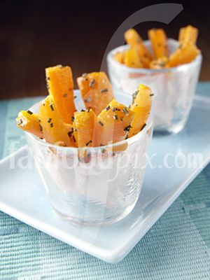 Carrot fries photo