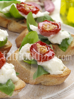 Bruschetta photo