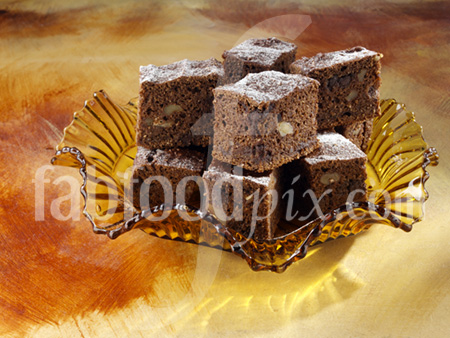 pumpkin brownies photo