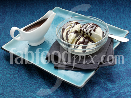 Choc agave IC topping photo