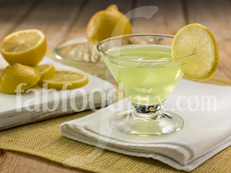 Melon martini photo