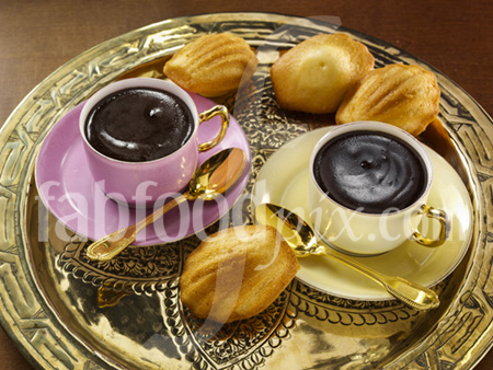 Choc pot de creme photo