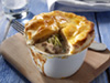 Rabbit pie photo