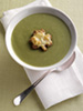 Spinach soup photo