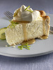 Lime chiffon pie photo