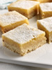 Lemon squares photo