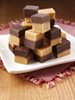 choc pnut fudge photo