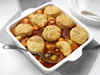 veg stew cobbler photo