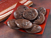 Truffle cookies photo