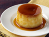 Cuban coco flan photo