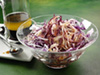 red white coleslaw photo