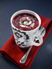 beetroot soup photo
