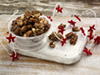 Sweet Xmas nuts photo