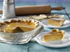 Stevia pumpkin pie photo
