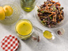 Lemon vinaigrette photo