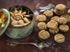 Peanut butter cookies photo