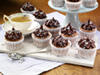 Devils food cupcakes photo