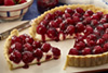 Raspberry_lemon_tart photo